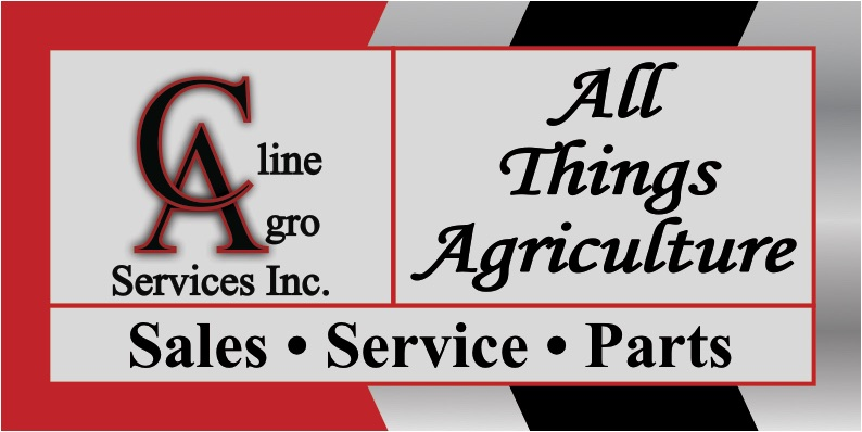 Cline Agro Services_Building Sign